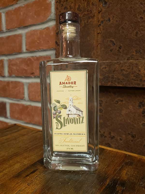 Slivovitz Brandy