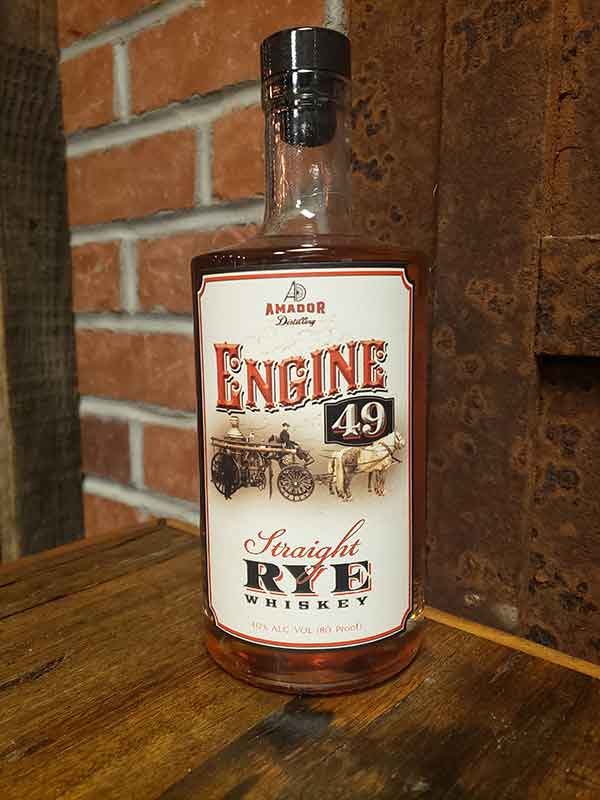Engine 49 Straight Rye