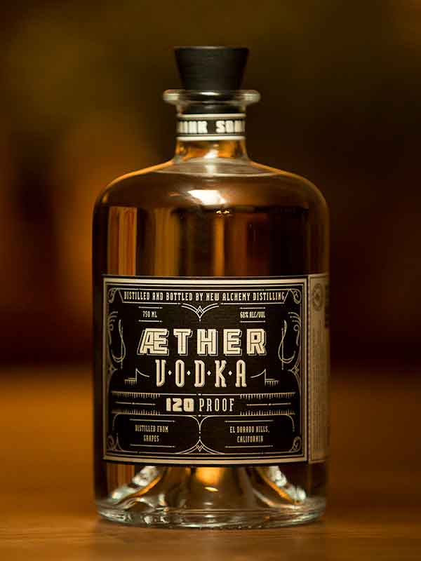 Aether Vodka - New Alchemy Distilling