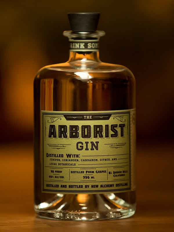 Arborist Gin - New Alchemy Distilling