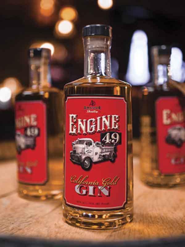 Engine 49 Gin