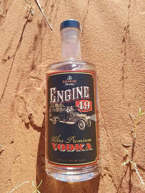 Engine 49 Vodka