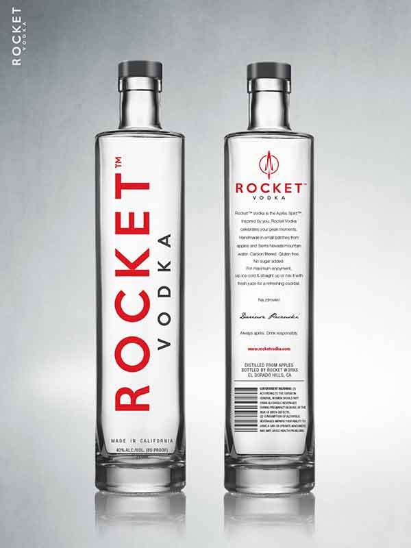 Rocket Vodka