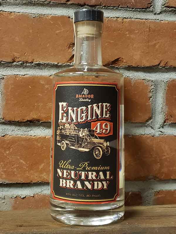 Neutral Brandy